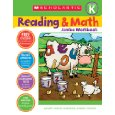 Reading & Math Jumbo Workbook Scholatic Jumpstart Workbook (ワークブック)